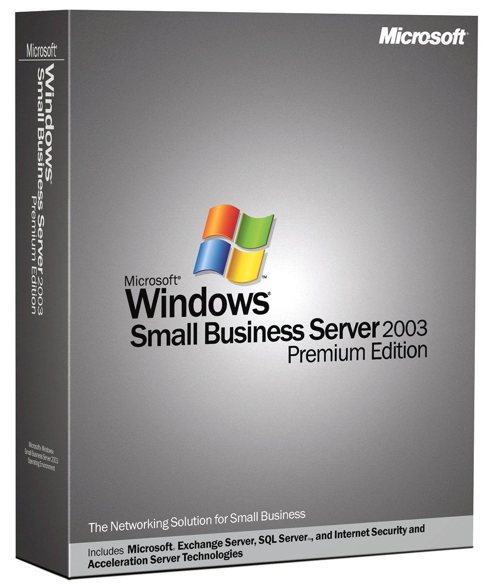 Windows Small Business Server 2003 Premium Edition Key