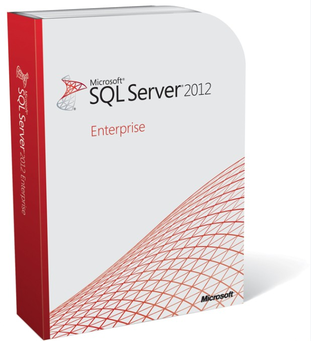 Microsoft SQL Server 2012 Enterprise Key